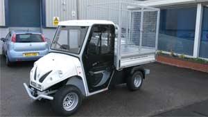 Road Legal Alke Vehicle
