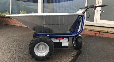 Electric Wheelbarrow
