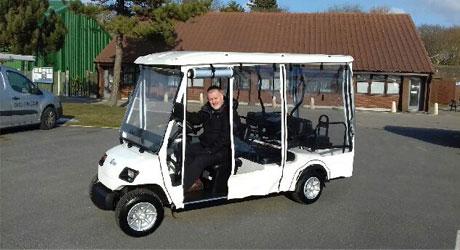 Electric Passenger Vehicle