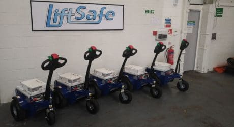 Jobmaster Electric Pedestrian Tow Tugs