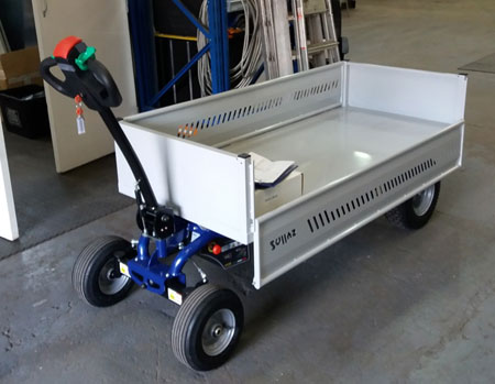 ep 800 platform truck