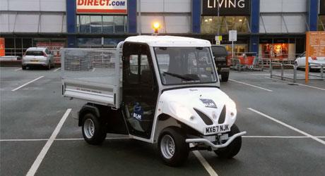 Alke Road Legal Utility Vehicle