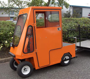 e-250 Electric Tow Tractor