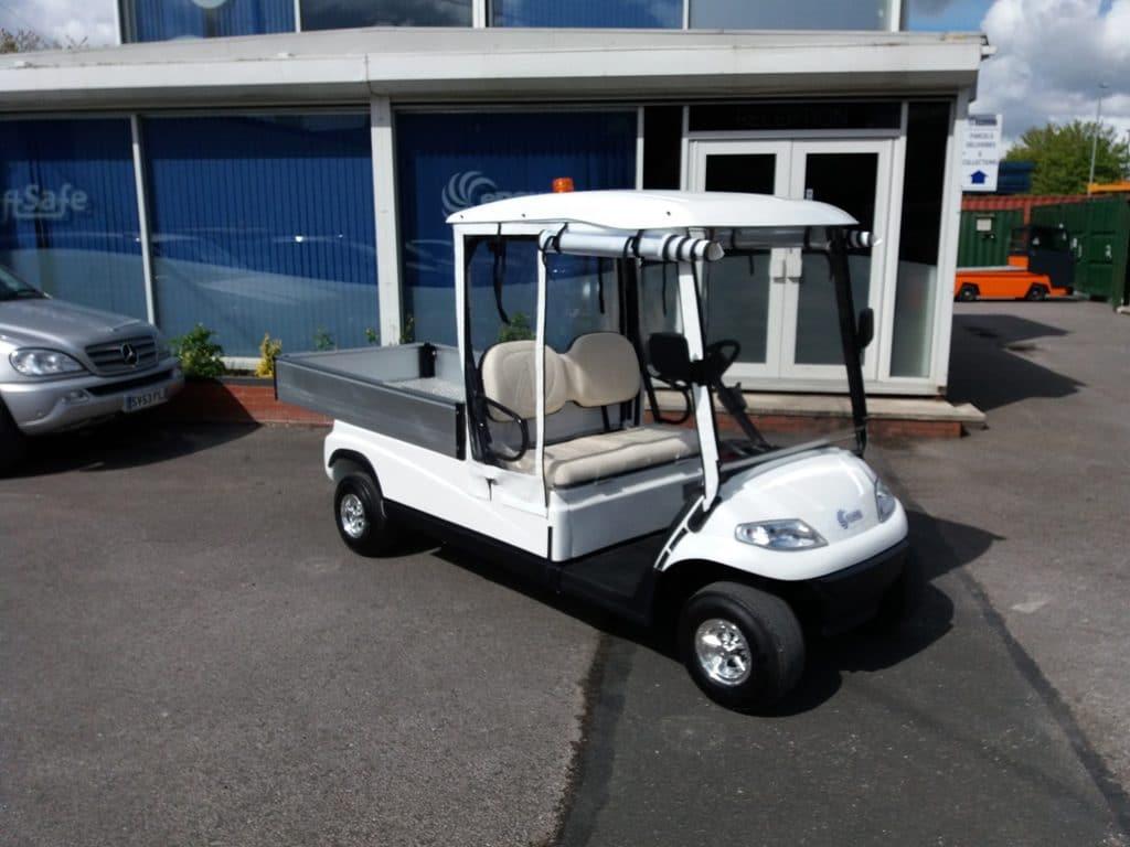 ep 2 XL utility vehicle