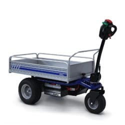 EP 400 Electric Platform Truck