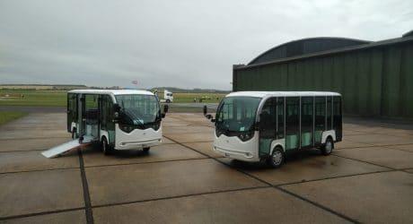 Multi Passenger Vehicles