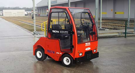 VTA 10 Electric Tow Tractor