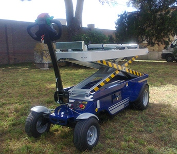 xt505 Electric Coffin Mover