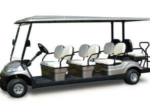 EP 8 (6+2) Multi Passenger Electric Vehicle