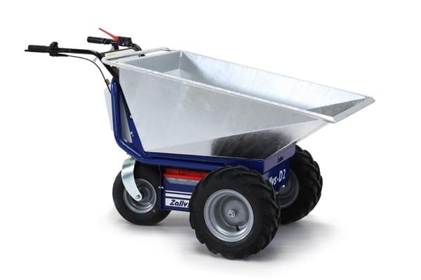 electric wheelbarrows