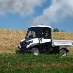 Alke ATX 330 E Electric Utility Vehicle