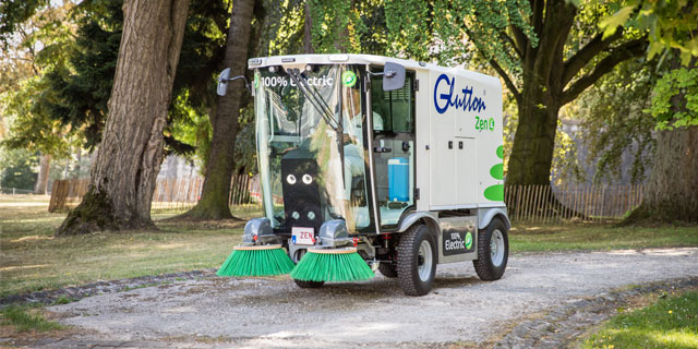 Glutton Zen Street Sweeper