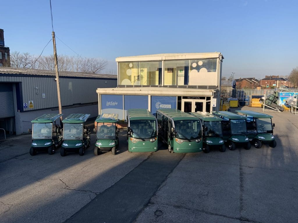 10 ePowerTrucks Electric Vehicles