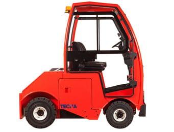 VTA 10 Industrial Tow Tug