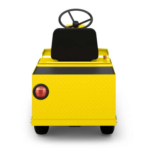 MT 250 Electric Tow Tug Rear view