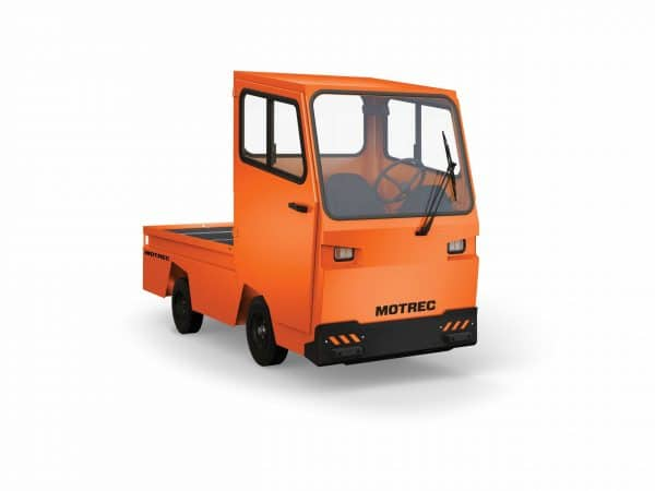 MC 480 Electric Industrial Burden Carrier Right Front View