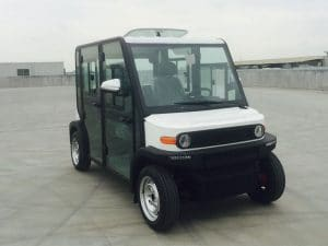 EP AMP 4 Seat Electric Vehicle Right front