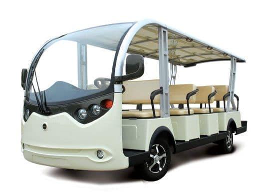 EP 14 Passenger Bus Multi Passenger Electric Vehicle