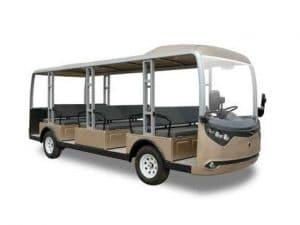 EP 23 Passenger Bus Multi Passenger Electric Vehicle
