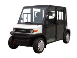 EP AMP 4 Seat Electric Vehicle