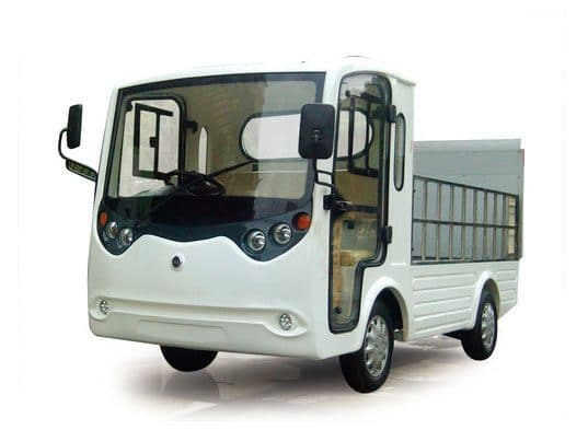 EP Flatbed Electric Utility Burden Carrier