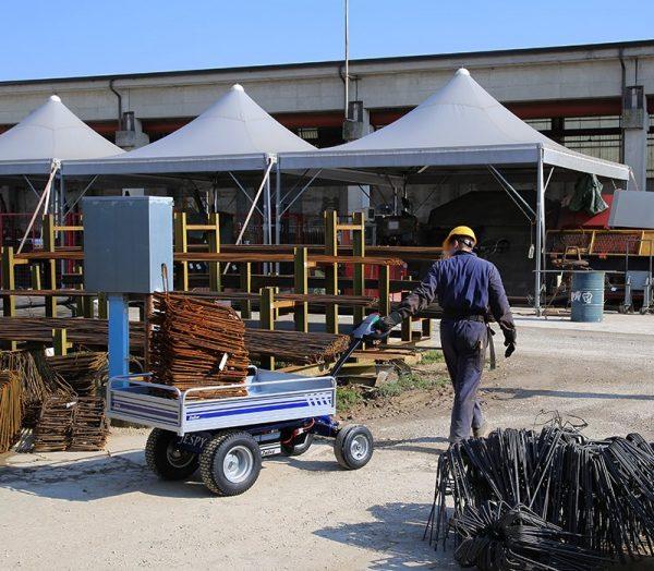 EP 500 Electric Platform Truck
