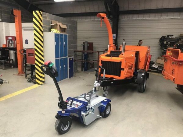 Jobmaster SD Electric Pedestrian Tug Towing Truck