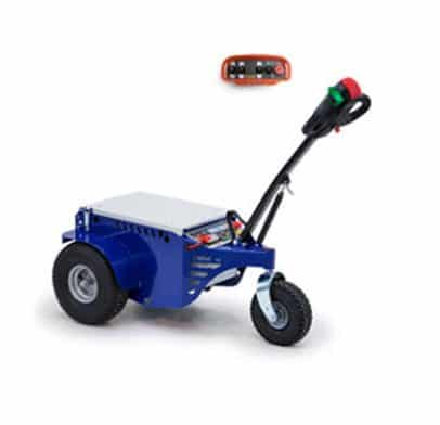 Jobmaster Electric Trolley Mover