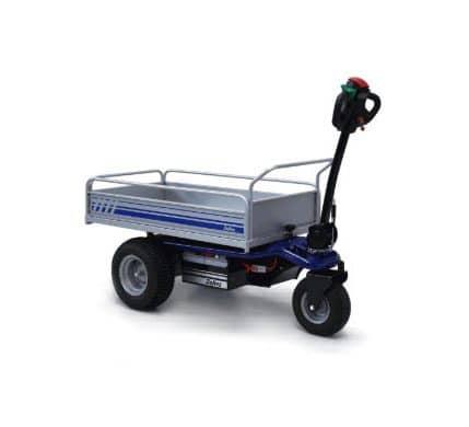 EP 400 Electric Platform Truck