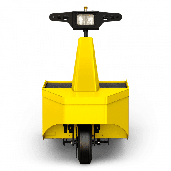 MP 120 Electric Stand On Tow Tug Front View