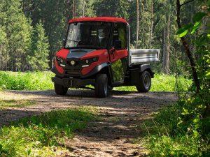 Alke ATX 330 E Electric Utility Vehicle Off Road