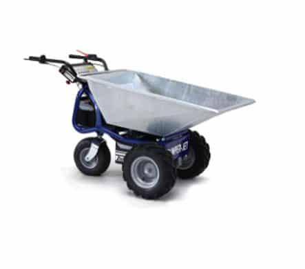 Dumper Jet Electric Wheelbarrow