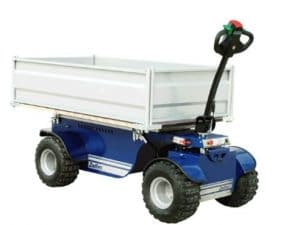R6 Electric Platform Truck