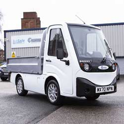 X-Cell Road Legal Electric Utility Vehicle