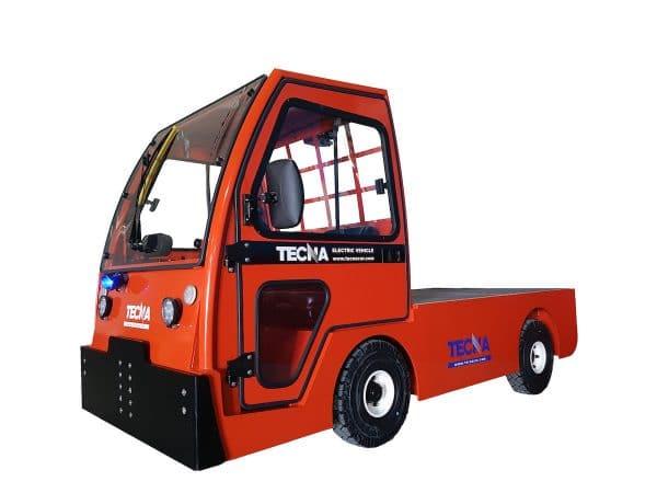 VCA 412 Electric Flatbed Burden Carrier